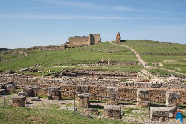 Ciudad romana de Valeria