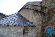 Iglesia de la Natividad -  Església de la Nativitat de Durro