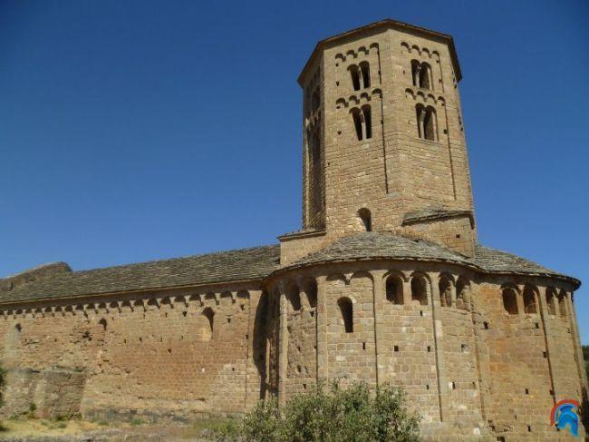 Colegiata de Sant Pere de Ponts - San Pedro de Pons