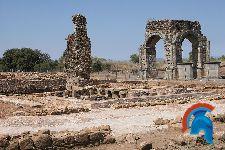 Ruina romana de Cáparra