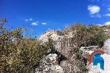 Bunker nido de ametralladora Zarzalejo