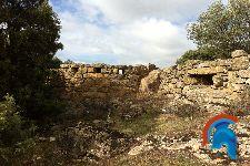 Conjunto de tres bunkers Zarzalejo