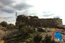 Bunker circular carretera Fresnedillas a Zarzalejo