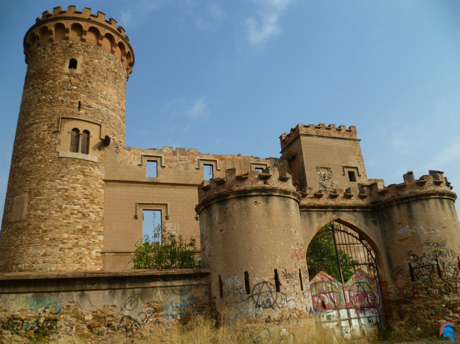 Castillo Torre Salvana