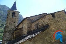 Escaló pueblo medieval