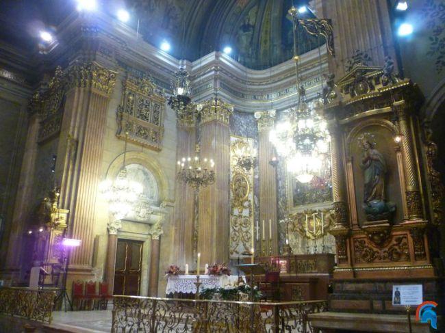 Basílica de la Merced - Mercè