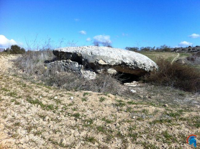 Bunkers republicanos en las rozas 2 for Mudanzas en las rozas