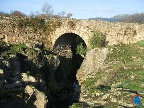 Puente Canto o Congosto de Lozoya