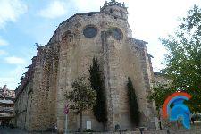 Iglesia de Santa María Caldes de Montbui