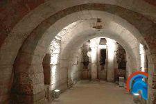 Cripta visigoda de San Antolín