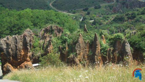 Minas de hierro Cabárceno