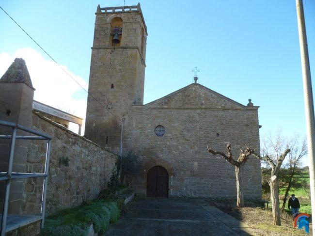 Iglesia parroquial San Juan Bautista Cabanabona