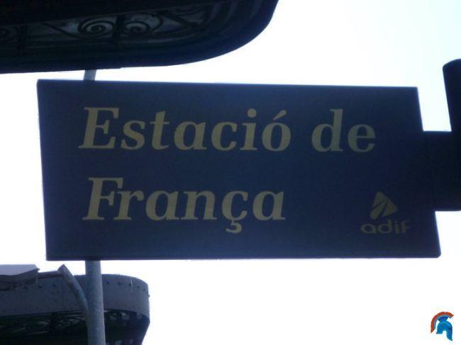 Estación de Francia Barcelona