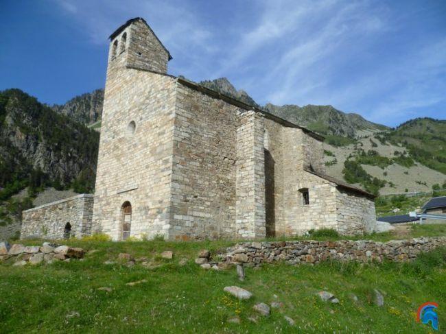 Iglesia de la Virgen de las Ares