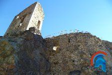 Castillo de Sant Pere San Pedro Ribes de Freser