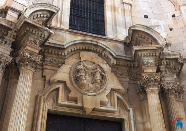 Iglesia de las Santas Justa y Rufina Orihuela