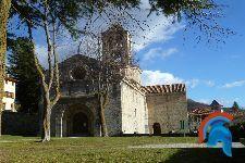 Monasterio de San Pedro de Camprodón
