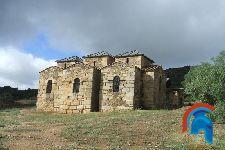 Iglesia visigoda de Santa Lucía del Trampal
