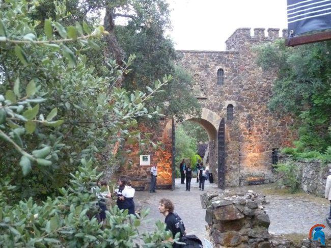 Castillo de cap roig for Jardines cap roig