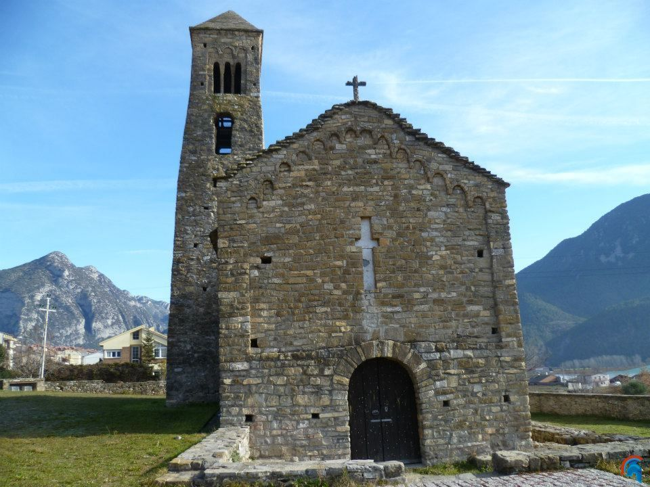 Iglesia de Sant Climent de Coll de Nargó