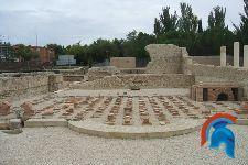 Complutum ciudad romana Alcalá de Henares