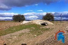 Bunker Brunete Valle de los Rosales