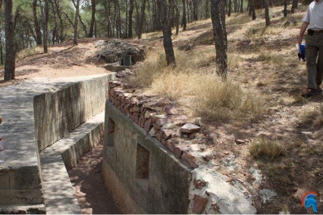 Línea Defensiva de El Puig.