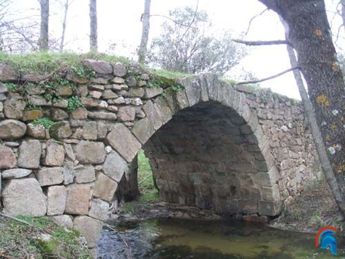 Puente romano del Berrueco