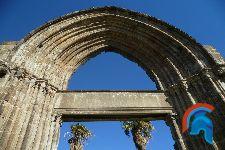 Portal del Convento del Carmen