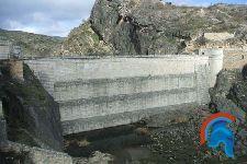 Pontón de la Oliva y canal de Isabel II