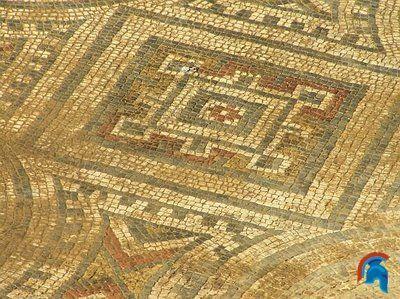 Resultado de imagen de villa romana de camarzana de tera