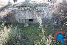 Bunker hexagonal en Titulcia 2