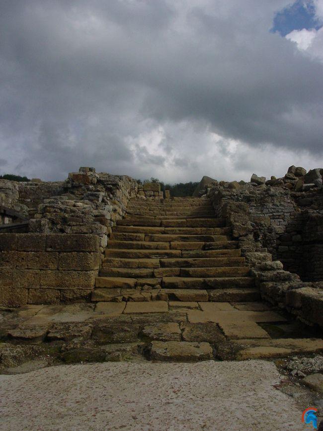 Ciudad romana de Carteia