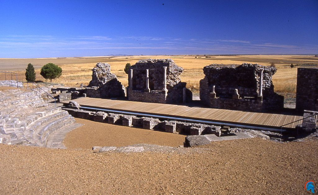 Ruina romana de Regina
