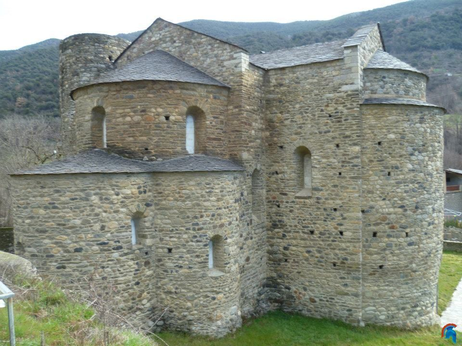 Monasterio de San Saturnino de Tabérnolas