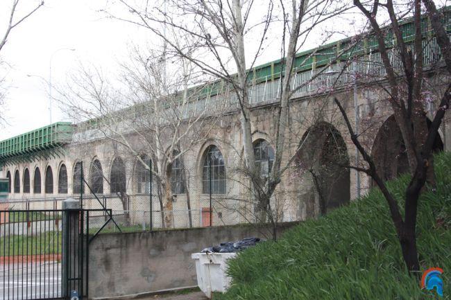 Viaducto de los Quince Ojos