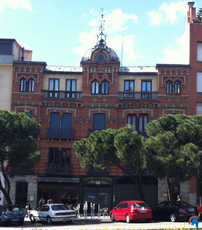 Edificio calle Toledo 122