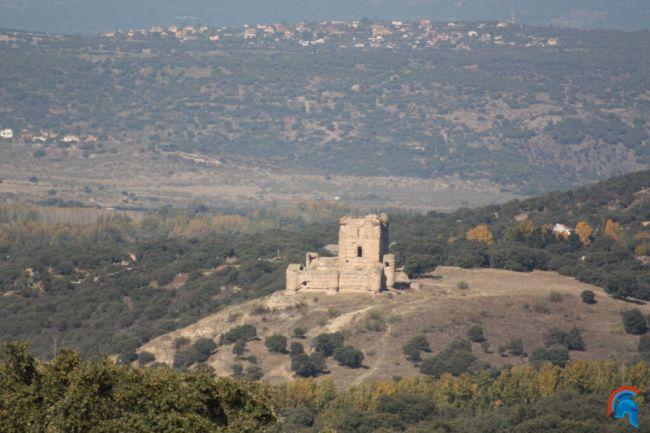 Castillo de  Aulencia o castillo de Villafranca.