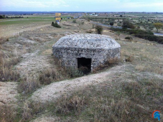 Bunker Valdemorillo número 4