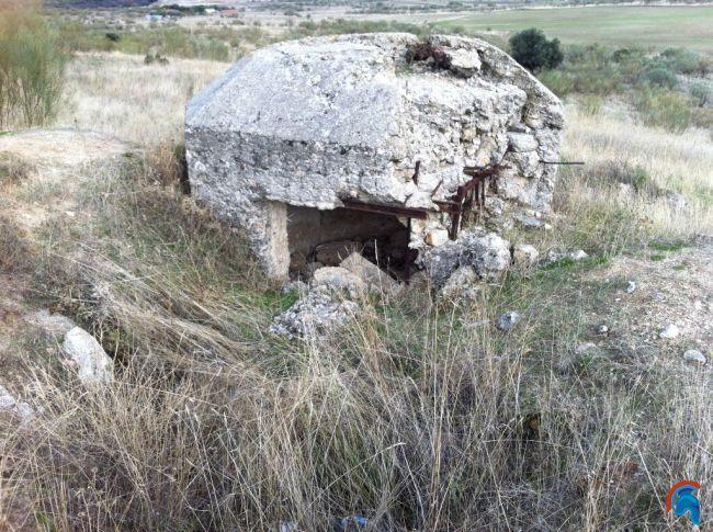 Bunker Valdemorillo número 1