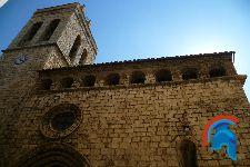 Santa María d'Organyà Orgaña