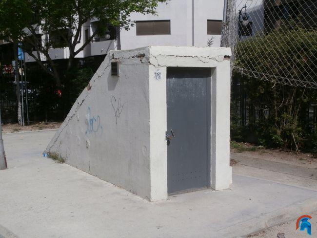 Refugio antiaéreo Lluis Vives