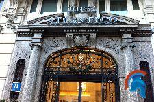 Edificio Hotel Atlántico