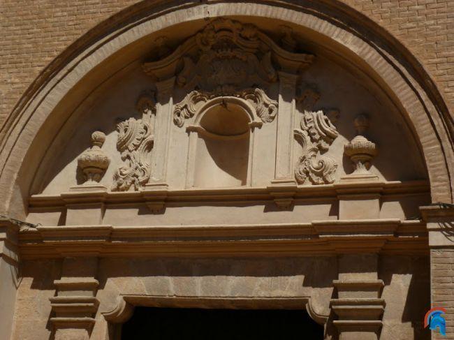 Iglesia y colegio de Escolapios Daroca