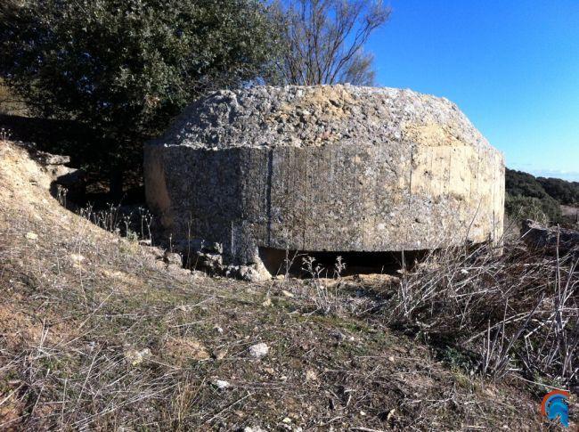 Bunker Valdemorillo número 8