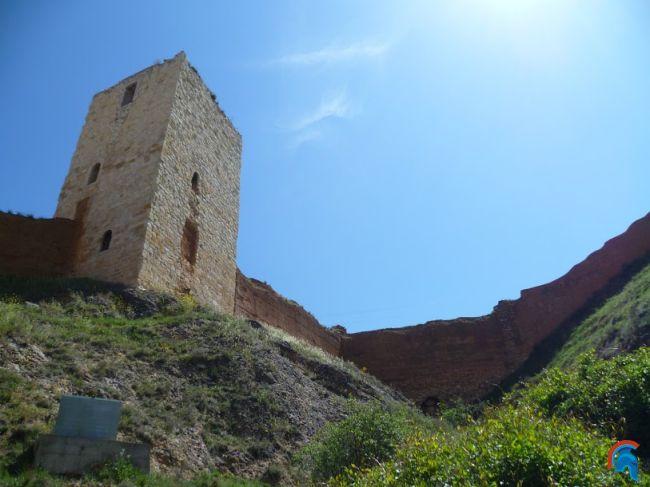 Castillo y murallas de Daroca