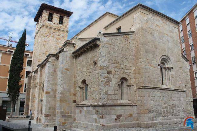 Iglesia de Santiago del Burgo