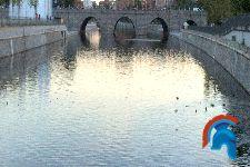 Madrid puerto de mar