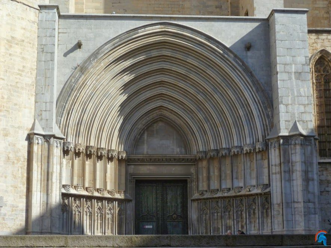La Catedral De Girona Gerona