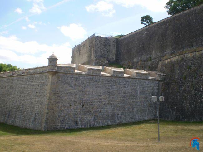 Muralla de Pamplona